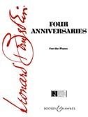 Leonard Bernstein: Four Anniversaries