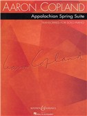 Aaron Copland: Appalachian Spring Suite - Transcribed For Solo Piano