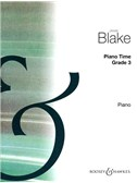 Jessie Blake: Piano Time Grade Three