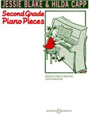 Jessie Blake And Hilda Capp: Second Grade Piano Pieces