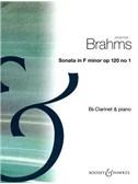 Johannes Brahms: Sonata Op.120 No.1 In F Minor