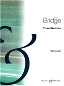 Frank Bridge: Three Sketches