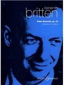 Benjamin Britten: Piano Concerto Op.13 (2 Pianos, 4 Hands)