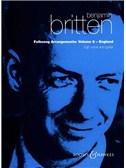 Benjamin Britten: Folksong Arrangements 6