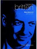 Benjamin Britten: Missa Brevis In D (Organ/Vocal Score)