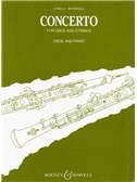 John Barbirolli: Concerto For Oboe And Strings (Oboe/Piano)
