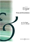 Edward Elgar: Pomp And Circumstance March Op.39 No.4 - Organ