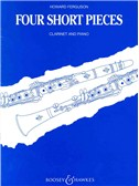 Howard Ferguson: Four Short Pieces For Clarinet And Piano