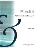 Serge Prokofieff: Old Grandmother's Tales Op.31