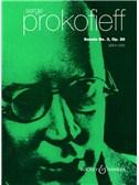 Serge Prokofieff: Sonata No. 3 Op. 28