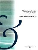 Sergei Prokofiev: Piano Sonata No.4 Op.29