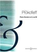Serge Prokofieff: Piano Sonata No. 6 In A Op82