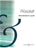 Serge Prokofieff: Piano Sonata No.7 In B Flat Op.83