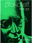 Prokofiev, Sergei : Livres de partitions de musique