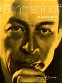 Sergei Rachmaninov: 6 Morceaux Op.11
