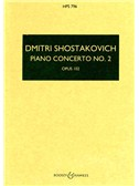 Dmitri Shostakovich: Piano Concerto No.2 Op.102 - Study Score