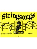 Sheila Nelson: Stringsongs For Cello