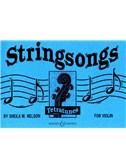 Sheila Nelson: Stringsongs For Violin