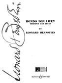Leonard Bernstein: Rondo For Lifey