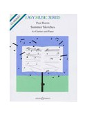 Paul Harris: Summer Sketches For Clarinet And Piano