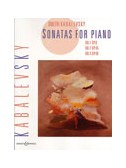 Dmitri Kabalevsky: Piano Sonatas Op.6/Op.45/Op.46