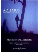 Karl Jenkins: Adiemus - Songs Of Sanctuary Vocal Score (SSAA)