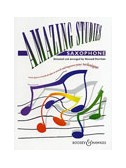 Howard Harrison: Amazing Studies - Saxophone