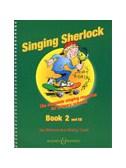Singing Sherlock Book 2 And CD