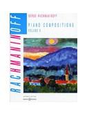 Sergei Rachmaninov: Piano Compositions Volume 2