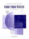 Edward Huws Jones: Four York Pieces