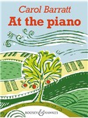 Carol Barratt: At The Piano - Homage To Bartok