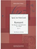 Ignaz Jan Paderewski: Konzert In A-Moll Op. 17
