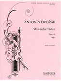 Antonin Dvorak: Slavonic Dances Op.46 Book One