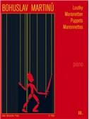 B. Martinu: Puppets III For Piano