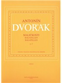 A. Dvorak: Bagatelles Op.47 For Piano Quartet