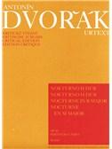 A. Dvorak: Nocturne In B Op.40 For String Quintet