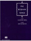 Madeleine Dring: Five Betjeman Songs
