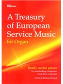 A Treasury Of European Service Music For Organ