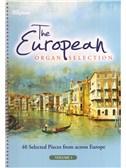 The European Organ Selection - Volume 1 (Spiral Bound)
