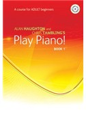 Play Piano! Adult - Book 1
