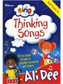 Ali Dee: Sing Thinking Songs