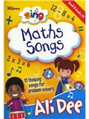 Ali Dee: Sing Maths Songs