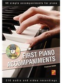 Frederick Dixon: First Piano Accompaniments (Book/DVD)