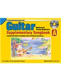 Progressive Guitar Method For Young Beginners: Supplementary Songbook A