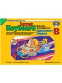 Progressive Electronic Keyboard Method For Young Beginners: Supplementary Song Book B
