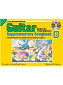 Progressive Guitar Method For Young Beginners: Supplementary Songbook B