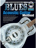 Progressive Blues Acoustic Guitar Method (Book/CD)