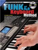 Progressive Funk And R&B Keyboard Method