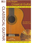 Early Stages Classical Guitar (Book/CD)