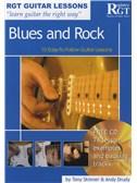 Registry Of Guitar Tutors Guitar Lessons: Blues And Rock (Book/CD)